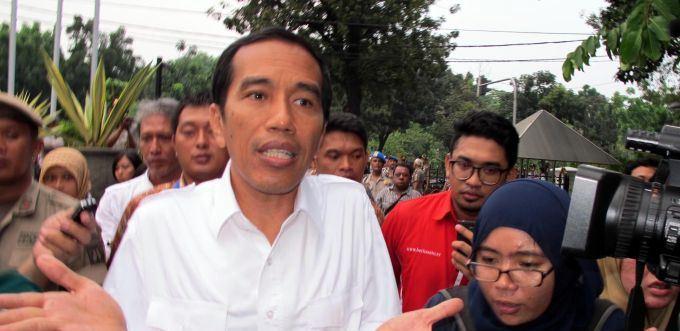 Joko Widodo atau Jokowi