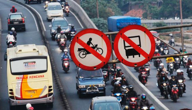 motor dilarang hi