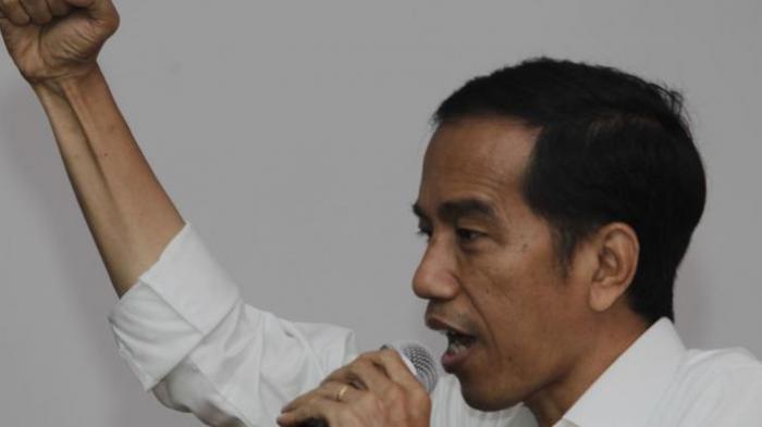 Joko Widodo atau Jokowi (Dok Tribunnews)