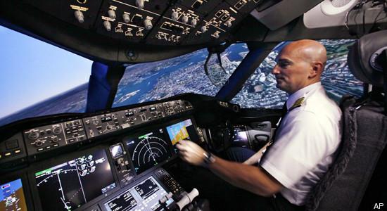 Pilot (Dok REUTERS)