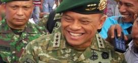 Loyalis Jokowi: Kritik Pemerintah, Panglima TNI Mundur Saja