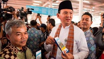Gubernur DKI Jakarta Basuki Purnama (ANTARA FOTO/M Agung Rajasa)