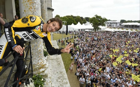 Valentino Rossi Win MotoGP Assen 2015 - Foto: Crash
