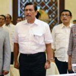 Hendropriyono, Luhut dan Jokowi (IST)