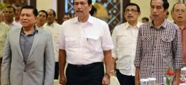 Ngeri, Hendropriyono Tahu Jokowi akan Jatuh Akibat Krisis Ekonomi