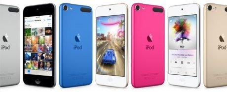 iPod Touch Terbaru (apple)