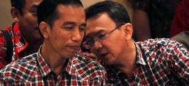 Jokowi-Ahok Tinjau Proyek Jalan Susun Semanggi, Tanda Istana Dukung Ahok Pilkada DKI