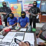 Ilustrasi penangkapan bandar narkoba (IST)