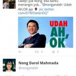 Twitter Nong Darol Mahmada (IST)