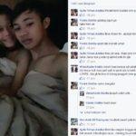 Pasangan anak SD di atas ranjang (IST)