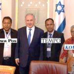 5 wartawan bertemu PM Netanyahu (IST)