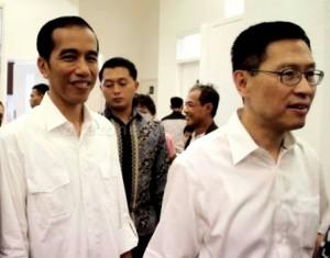 Jokowi dan Bos Lippo Group (IST)