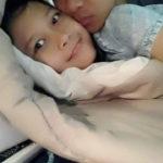 Pasangan kekasih anak SD di ranjang (IST)