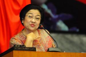Megawati Soekarnoputri (IST)