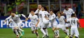 Menang Lewat Adu Penalti, Real Madrid Juara Liga Champion 2015/2016