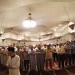 Fitrah Alif Tama jadi imam di masjid Libanon (IST)