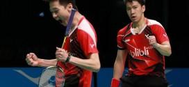 Kevin/Marcus Juara Australia Terbuka Super Series, Greysia/Nitya Runner-up