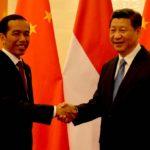 Presiden Jokowi dan Presiden Xi Jinping saat pertemuan bilateral di Beijing (IST)