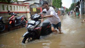Banjir di Jakarta (IST)