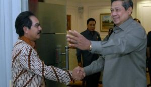 Antasari Azhar, SBY dan BHD (IST)