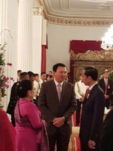Megawati, Ahok dan Jokowi (IST)