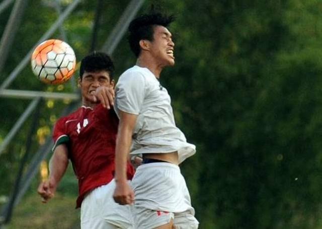 Indonesia vs Myanmar AFF U-19