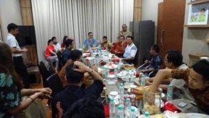 Pertemuan Ahok dengan para pendukungnya terutama yang menjalankan misi teror di dunia maya (IST)