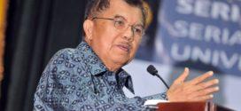 Akui Jokowi Resmikan Beberapa Proyek SBY, Indikasi JK Lihat Pemerintah Mulai Goyang