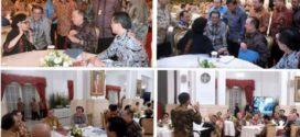 Taipan dan Cukong Ikut Tax Amnesty di Istana, Dana Kuat Jokowi di Pilpres 2019