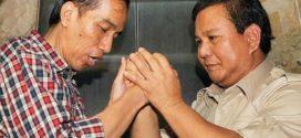 Temui di Hambalang, Jokowi secara tak Langsung Tuding Prabowo Gerakkan Demo 4 November