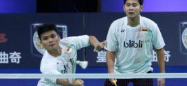 Angga/Ricky Takluk, Indonesia Tanpa Wakil di Final Prancis Terbuka Super Series