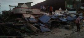 Aceh Gempa 6,4 SR, Kepanikan Warga dan Bangunan yang Rusak Parah