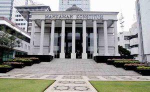 Mahkamah Konstitusi atau MK (IST)
