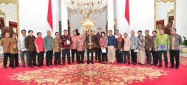 Sering Ketemu Pemred, Bukti Jokowi Suka Pencitraan