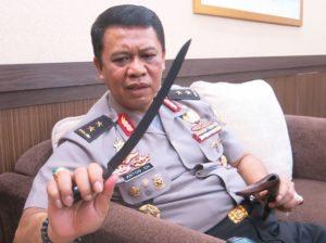 Kapolda Jabar Irjen Pol Anton Charliyan (IST)
