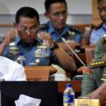 Menhand Ryamizard Ryacudu dan Panglima TNI Jenderal Gatot Nurmantyo (IST)