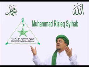 Front Pembela Islam / FPI - Habib Rizieq Shihab