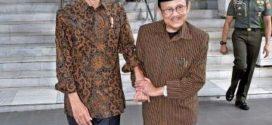 Kedatangan BJ Habibie, Jokowi: Habibie sebagai tokoh yang menginspirasi