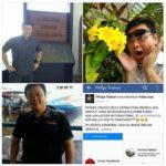 Peyebar fitnah Habib Rizieq bernama Philipis Joeng atau Oen Tay Joeng (IST)