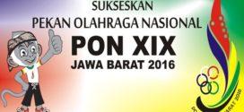 PON 2016 Jabar, 14 atlet Positif Menggunakan Doping