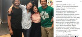 Syuting Episode Terakhir 'Tetangga Masa Gitu?', Sophia Latjuba Mewek