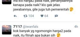 IwanFals Ingatkan Berita Harga Naik Bisa Fitnah