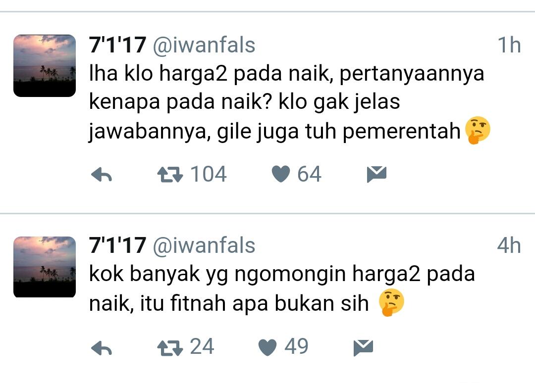 Kicau Iwan Fals