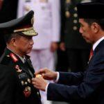 Kapolri Jenderal Tito Karnavian dan Presiden Jokowi (IST)
