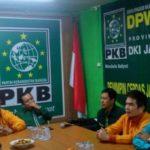 Ketua DPD Partai Hanura DKI Jakarta, Muhammad Ongen Sangaji berkunjung ke DPW PKB DKI Jakarta (IST)
