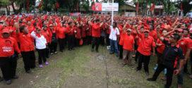 Jagoan Kalah di Pilkada Yogya, Massa Banteng Serbu KPUD