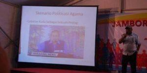Materi Jambore Nasional Mahasiswa (IST)