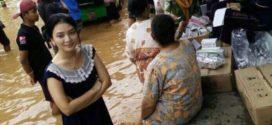 """Asoy,Ahok Sukses Bikin """"Waterboom City"""" di Berbagai Wilayah Jakarta setelah Hujan Deras"""