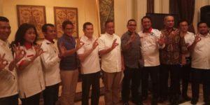 Hary Tanoesoedibjo  dan Partai Perindo dukung Anies-Sandi (IST)
