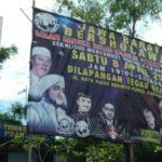 Acara Jawa Barat Bershalawat (IST)